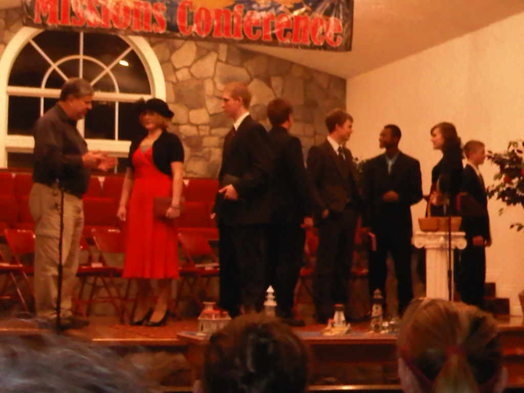 Mission Conference 2011