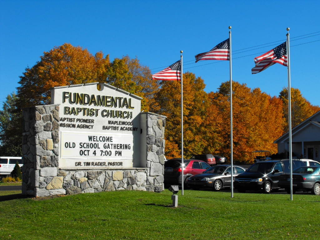 fundamental baptist